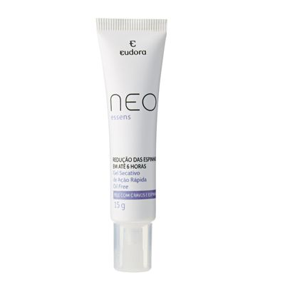 Gel Secativo Pele com Acne Neo Essens 15g
