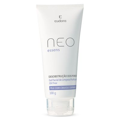 Gel de Limpeza Facial Purificante Neo Essens 100g
