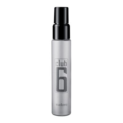 Club 6 Deo Colônia Spray Masculino 20ml