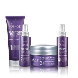 Kit-Siage-Blindagem--Shampoo---Primer---Mascara---Spray-Selador