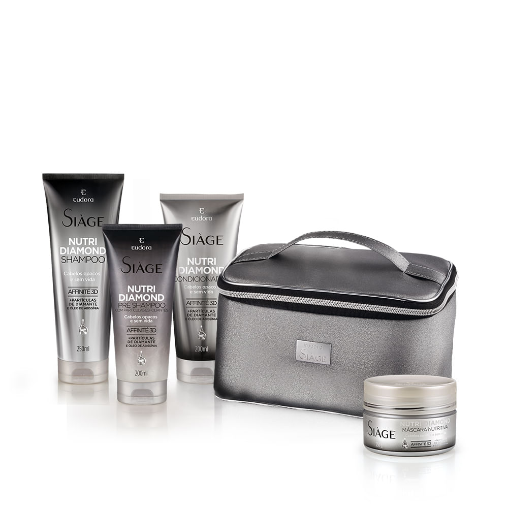 Kit Siàge Nutri Diamond