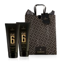 Kit Presente Club 6 Cassino: Shower Gel + Loção Hidratante Corporal