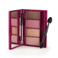 Quarteto De Sombras Soul Fashion Rose